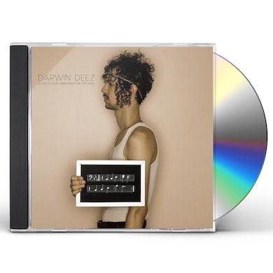 Darwin Deez SONGS FOR IMAGINATIVE PEOPLE CD