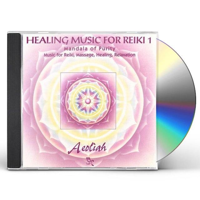 Aeoliah MUSIC FOR REIKI CD