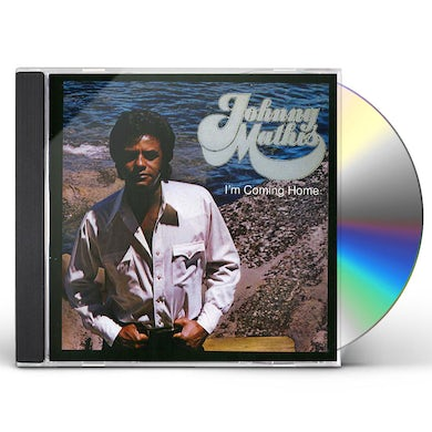 Johnny Mathis I'M COMING HOME CD