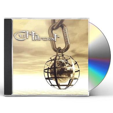 Cut Throat SLAVE CD