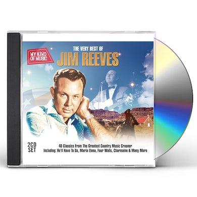 MKOM-THE VERY BEST OF JIM REEVES CD