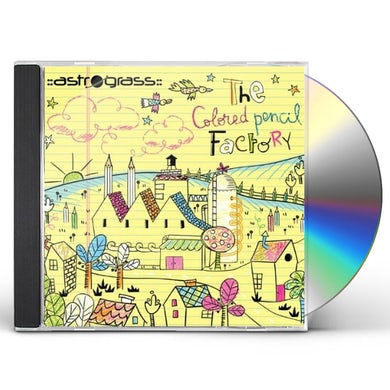 Astrograss COLORED PENCIL FACTORY CD