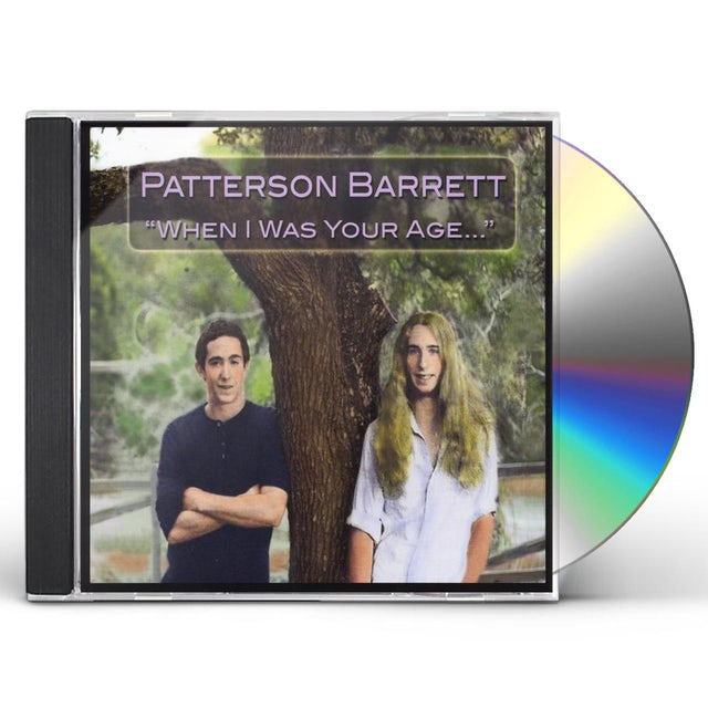 Patterson Barrett
