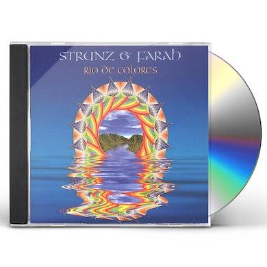 Strunz & Farah RIO DE COLORES CD