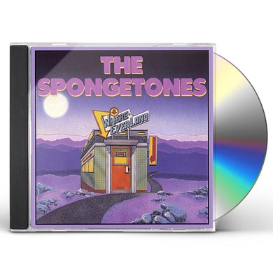 SpongeTones WHERE-EVER-LAND CD