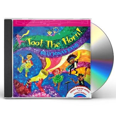 Billy Jonas TOOT THE HORN CD