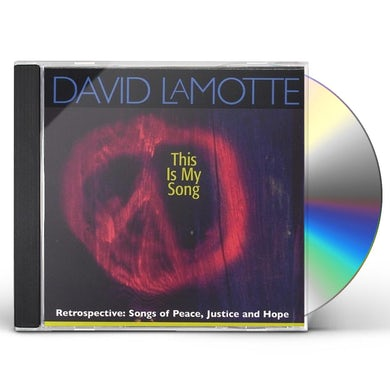 David LaMotte THIS IS MY SONG CD