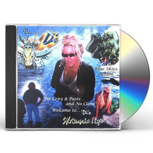 BLUE SKIES-DIS ATOMIC POP CD