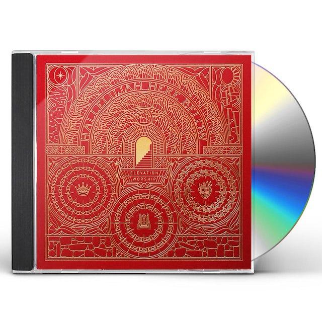 Elevation Worship HALLELUJAH HERE BELOW CD