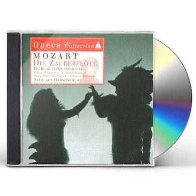 W.A. Mozart MAGIC FLUTE-HLTS CD