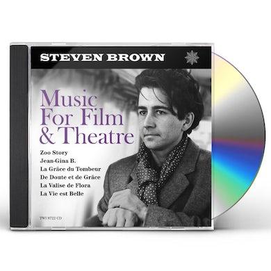 Steven Brown MUSIC FOR FILM & THEATRE CD