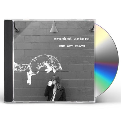 Cracked Actors ONE ACT PLAYS CD