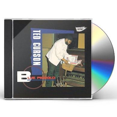 Ted Curson BLUE PICCOLO CD
