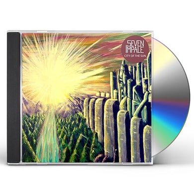 SEVEN IMPALE CITY OF THE SUN CD