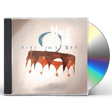 KING FOR A DAY CD