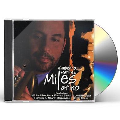 Humberto Ramirez MILES LATINO CD