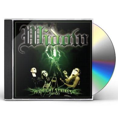 Widow MIDNIGHT STRIKES TWICE CD