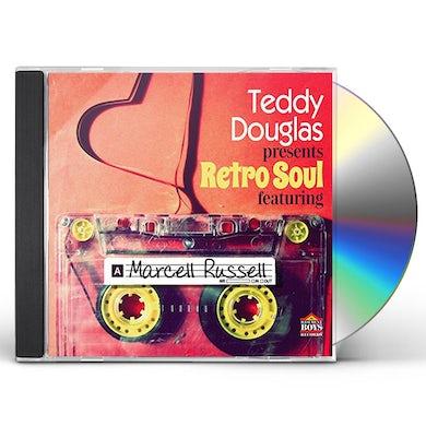 Teddy Douglas RETRO SOUL CD