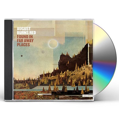 August Burns Red FOUND IN FAR AWAY PLACES CD