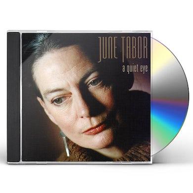June Tabor QUIET EYE CD