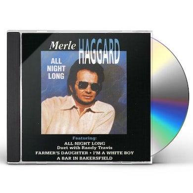 Merle Haggard ALL NIGHT LONG CD