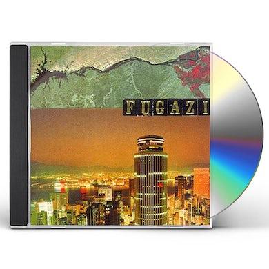 Fugazi END HITS CD
