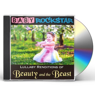 Baby Rockstar  Beauty and the Beast: Lullaby Renditions (OST) CD