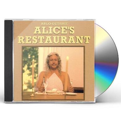 Arlo Guthrie ALICE'S RESTAURANT 2: MASSACREE REVISITED CD