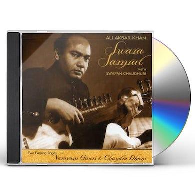 Ali Akbar Khan SWARA SAMRAT CD