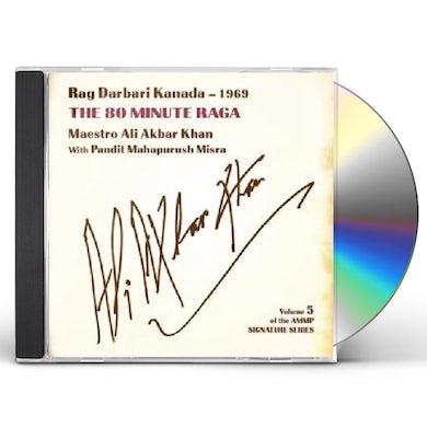 Ali Akbar Khan SIGNATURE SERIES 3: RAG DARBARI KANADA CD