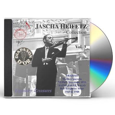 Heifetz COLLECTION 3 CD