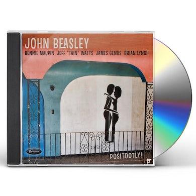 John Beasley POSITOOTLY CD