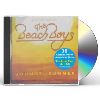 The Beach Boys SOUNDS OF SUMMER: VERY BEST OF CD