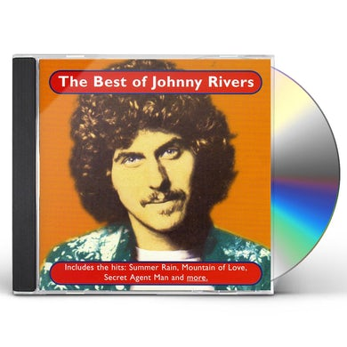 Johnny Rivers BEST OF CD