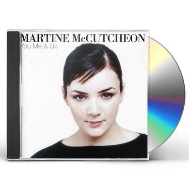 Martine Mccutcheon YOU ME & US CD