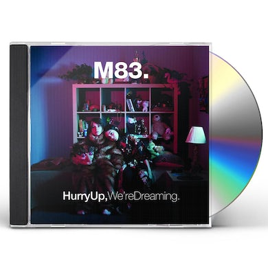 M83 HURRY UP WE'RE DREAMING CD