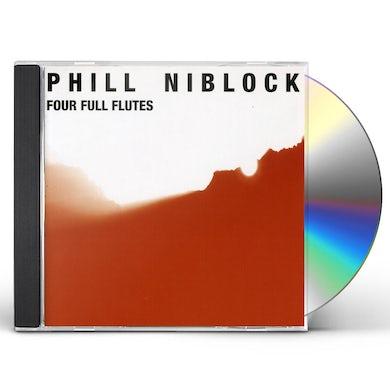 Phill Niblock FOUR FULL FLUTES CD