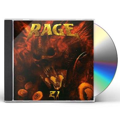 Rage 21 CD