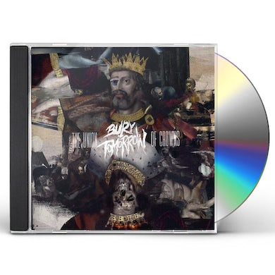 Bury Tomorrow UNION OF CROWNS CD