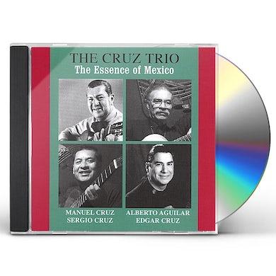 Edgar Cruz ESSENCE OF MEXICO CD
