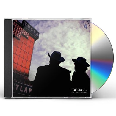 Tosca TLAPA: THE ODEON REMIXES CD