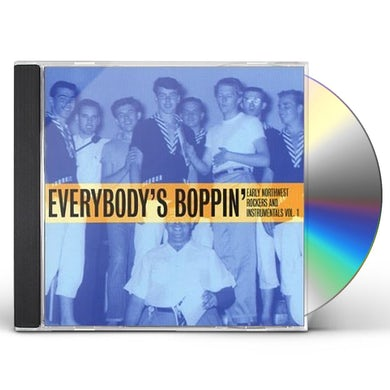 EVERYBODY'S BOPPIN / VARIOUS CD