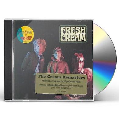 FRESH CREAM CD