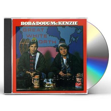 Bob Mckenzie & Doug GREAT WHITE NORTH CD