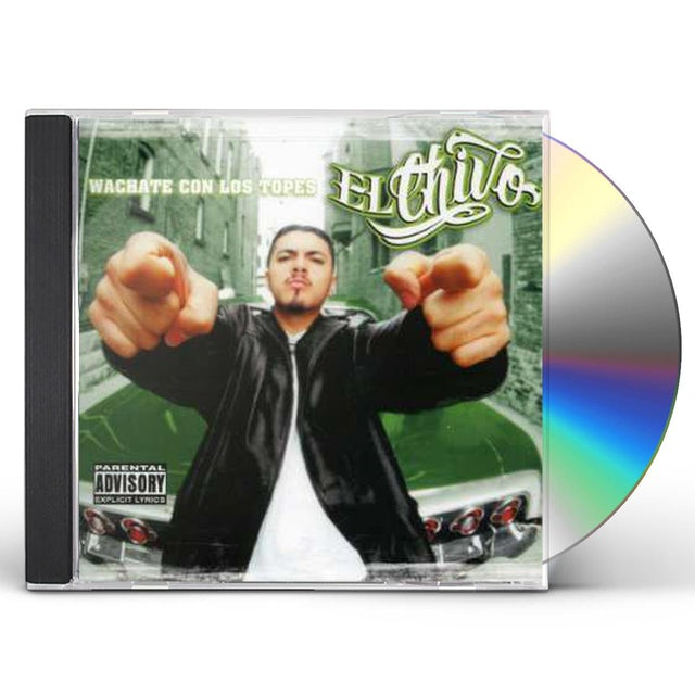 Chivo WACHATE CON LOS TOPES CD