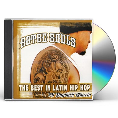 DJ Payback Garcia AZTEC SOULS CD