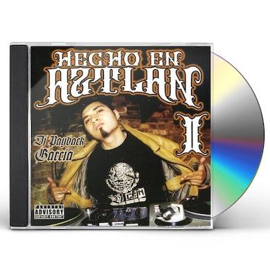 DJ Payback Garcia HECHO EN AZTLAN 2 CD