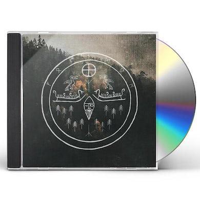 Forndom FLYKT CD