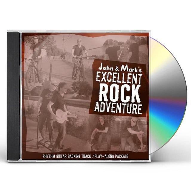 John Adams JOHN & MARK'S EXCELLENT ROCK ADVENTURE: PLAY ALONG CD