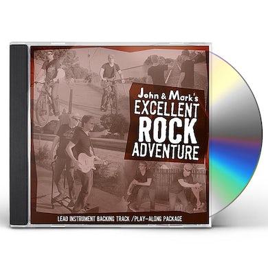 John Adams JOHN & MARK'S EXCELLENT ROCK ADVENTURE: LEAD INSTR CD